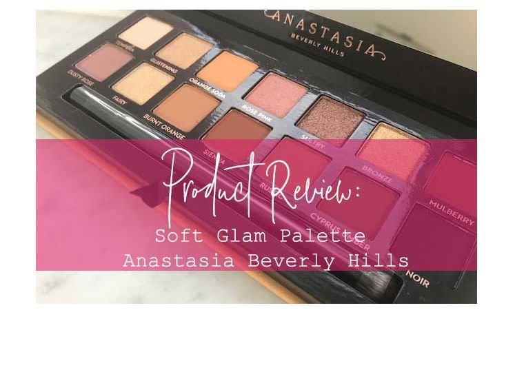 Review Soft Glam Eyeshadow Anastasia Beverly Hills