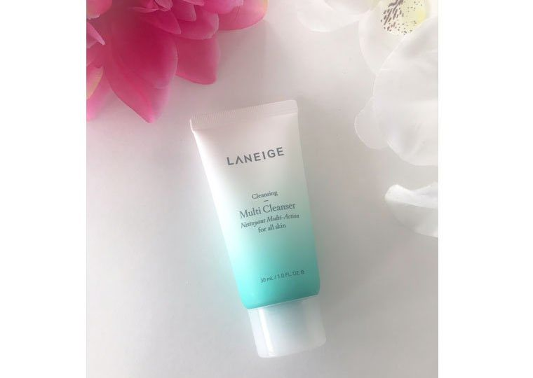 laneige multi cleanser review 1