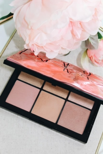 NARS Overlust Afterglow Cheek Palette Review