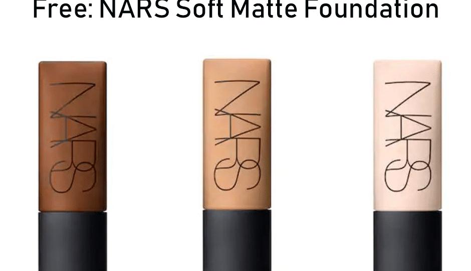 nars soft matte foundation review