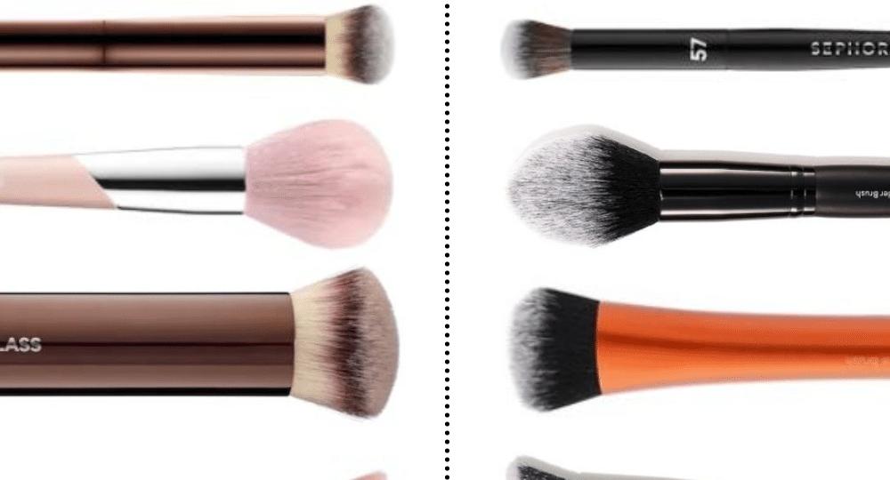 makeup brush dupes