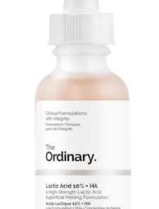 the ordinary lactic acid review