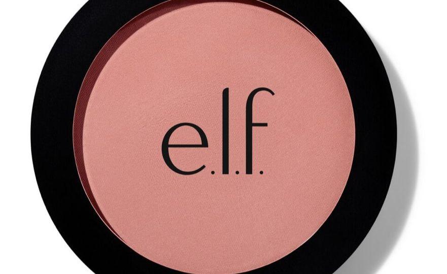 Elf Primer infused blush dupe