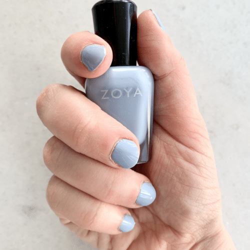 """Zoya Darling Collection Shade """"Val"""" Swatch"""