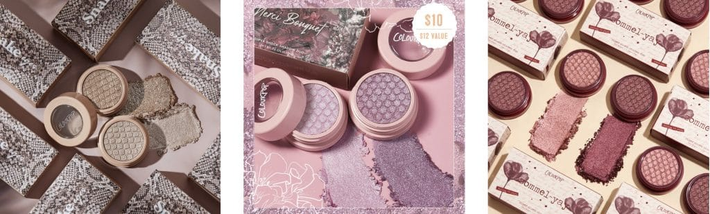 Super shock shadow swatches how to buy ColourPop in canada