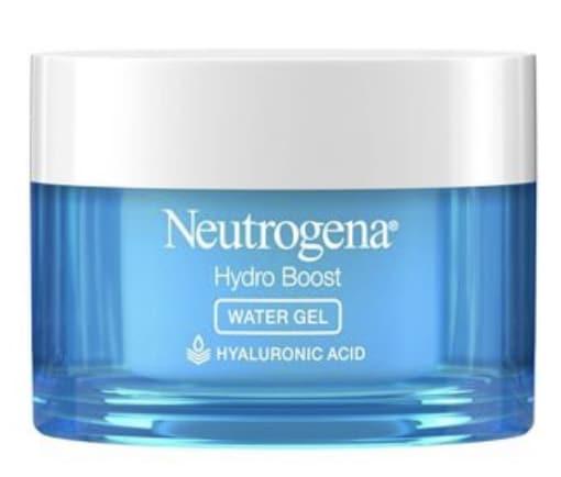 Neutrogena hydro boost vs. Clinique moisture surge
