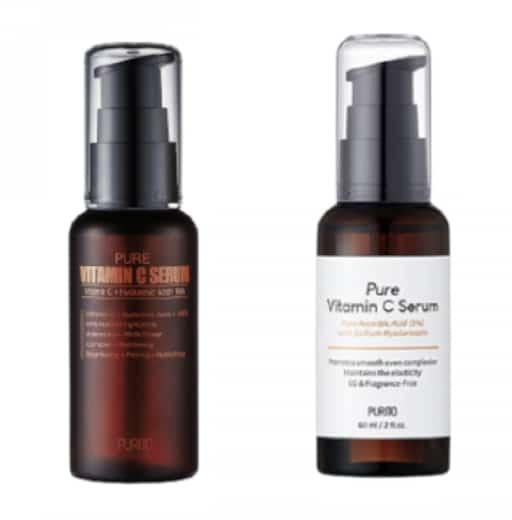 Best vitamin C serum Korean beauty Purito