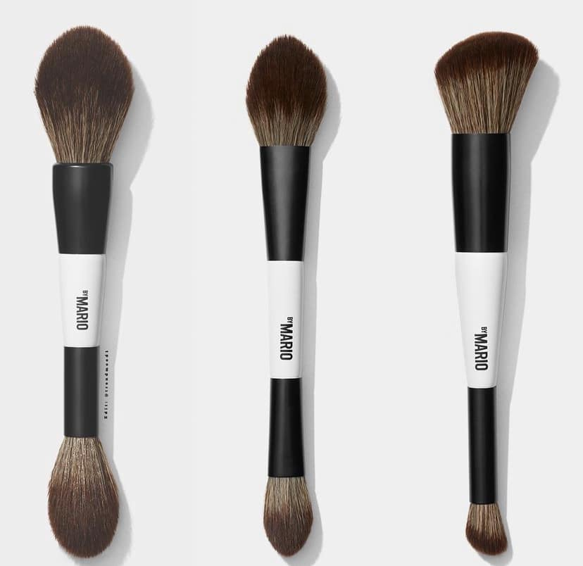 Makeup by Mario dual ended brushes