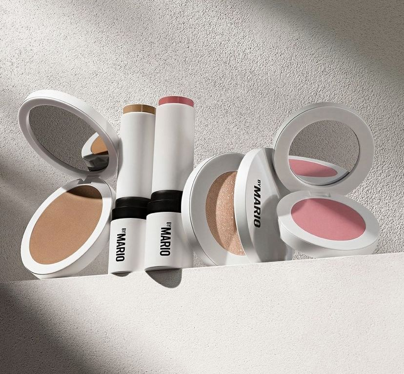 Makeup by Mario collection at sephora