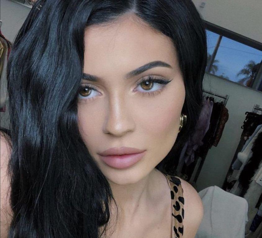 Kylie Jenner Dior blush