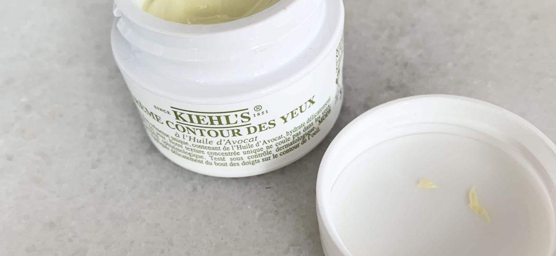 Kiehl's creamy avocado eye treatment review