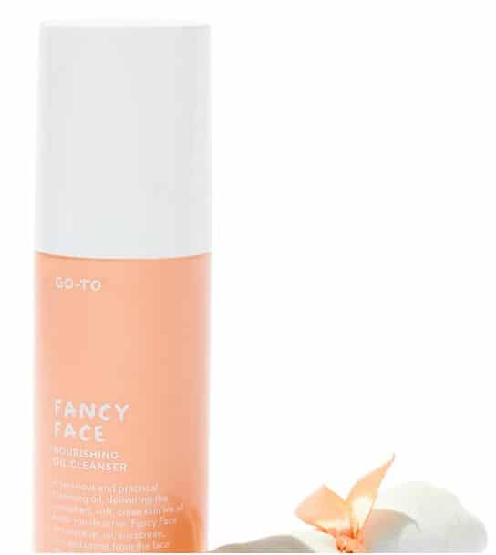 Go-To Skincare Product Review: Fancy Face Nourishing Oil Cleanser