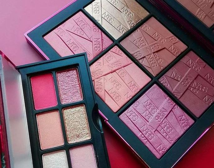 nars unwrapped holiday 2021 collection